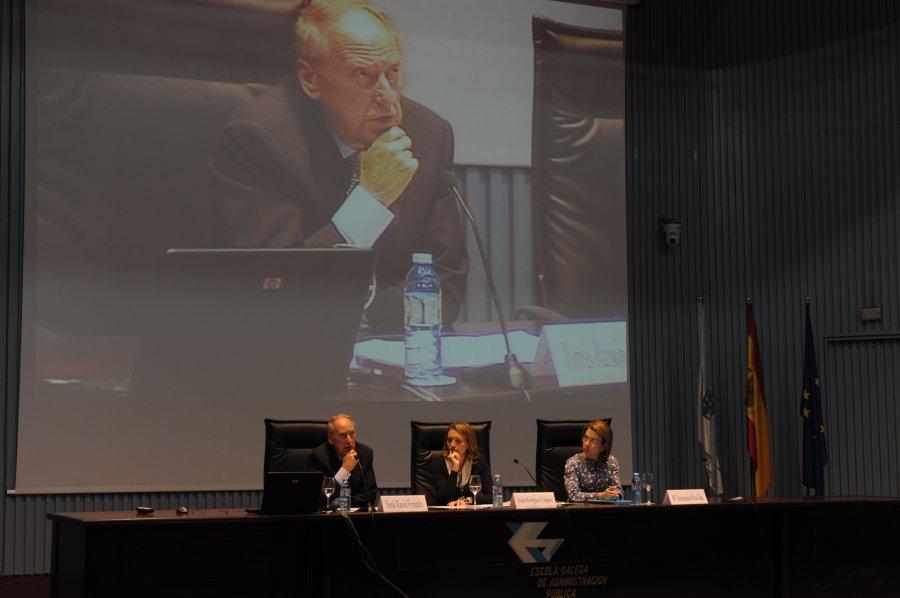 Inauguración do Curso superior de Técnico de Ubanismo